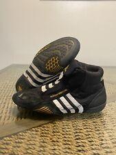 Adidas Black Response Wrestling Shoes SZ 11.5