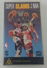 Super Slams of the NBA - Maximum DPM - VHS 1991