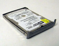 Dell Latitude D610 100GB IDE Hard Drive, Caddy, IDE Adapter, XP Pro and Drivers