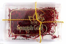 *BUY 3 GET 1 FREE* 1 Gram Finest Quality SPANISH GOLD Saffron Spice ***OFFER***