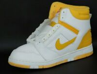 Nike Air Force II 624006 172 Mens Shoes Basketball Leather White Retro DeadStock