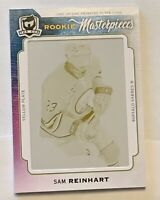 2014 2015 UD THE CUP Sam Reinhart PRINTING PRINT PLATE MASTERPIECE ROOKIE RC 1/1