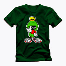 Marvin The Martian middle finger Awesome Graphic T Shirt