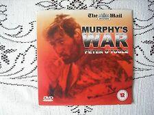 D/MAIL PROMO DVD FILM - MURPHYS WAR - PETER O TOLLE -  WAR DRAMA