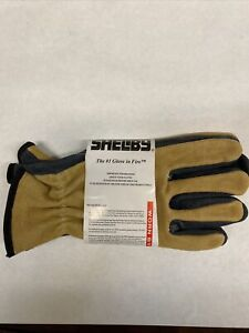 Shelby Firewall Steamblock Specialty Fire Gloves Size Adult Size Small