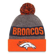 Denver Broncos NFL Football  Sideline New Era Team Beanie  One Size