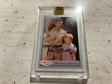 RON HOWARD AUTOGRAPHED THE OMEN OFTHE OWL 1OF1  ANDY GRIFFITH SHOW CELEBRITYCUTS