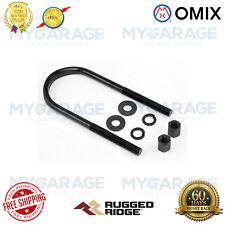 Omix-ADA For 41-71 Willys / Jeep Dana 44 Suspension Leaf Spring U-Bolt Rear