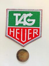 Patch toppa aufnaher Écusson embroidered  Tag Heuer thermocollant