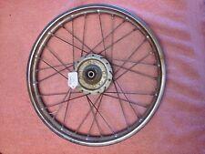 1978 Honda Express Front Wheel