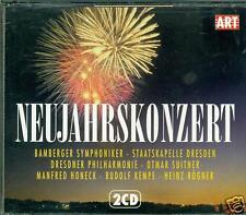 CONCERT DU NOUVEL AN 1996 - 2 CD BOX JOHANN STRAUß B337