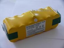 14.4V 14.4 Volt Battery For iRobot Roomba Vacuum R3 500 530 532 550 560 561 580