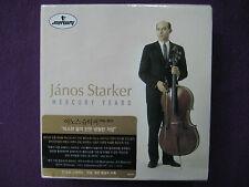 Janos Starker / Mercury Years 7 CD Box Set NEW