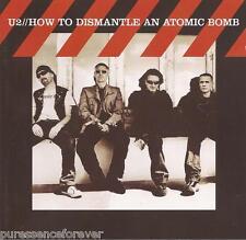 U2 - How To Dismantle An Atomic Bomb (UK 12 Tk CD Album)