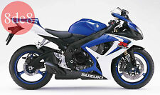 Suzuki GSX-R 600 (2006) - Workshop Manual on CD