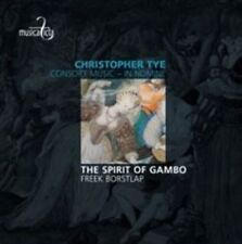 Christopher Tye: Consort Music - In Nomine (CD, Jan-2014, Musica Ficta)