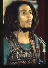 Bob Marley Classic Reggae Legend Iconic Photo Agency original 35mm Transparency