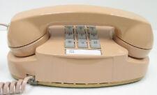 Beige Western Electric Princess TouchTone Desk Telephone - Full Restoration