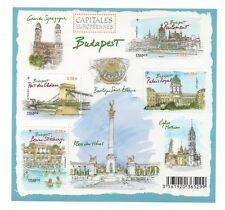 2011 - F4538 Capitales Européennes-Budapest, neuf qualité luxe  (08-001.18)