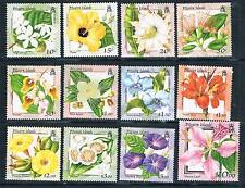 Pitcairn Is 2000 Flowers of Pitcairn SG 564/75 MNH