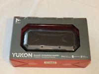Yukon Bluetooth Dustproof & Waterproof Speaker 3W X 2 Stereo Sound SP3175-BKX