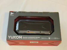Yukon Bluetooth Dustproof & Waterproof Speaker 3W X 2 Stereo Sound SP3175-BKX