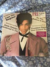 HMV Prince Controversy album vinyle