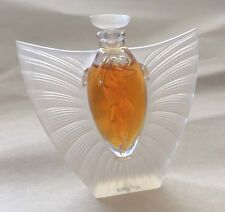 LALIQUE 2000 Miniature Perfume Bottle Nude SYLPHIDE Brand New FULL no box