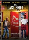 THE LAST SHIFT (2020) DVD New !!