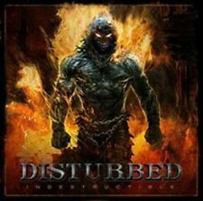 Indestructible [LP] by Disturbed (Nu-Metal) (Vinyl, May-2015, Warner Bros.)