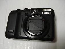 Very Nice Canon Powershot G10 14MP Digital Camera