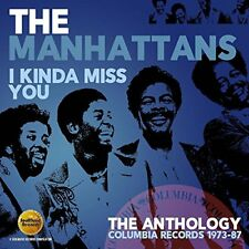 Manhattans - I Kinda Miss You  The Anthology Columbia Records 197387 [CD]