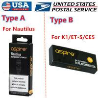 30PCS/10PCS BVC -1.8/1.6 Type A for Nautilus or Type B For K1 US STOCK