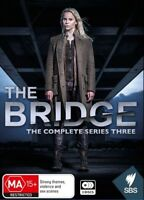 The Bridge : Series 3 (DVD, 3-Disc Set) NEW