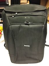 Booq Rucksack Laptop Notebook MacBook 17 Zoll schwarz Tasche 48 x 37 x 19 cm