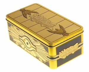 Yu-Gi-Oh! Gold Sarkophag Sarcophagus 2019 Mega Tin / Deutsch Neu & Ovp Yugioh