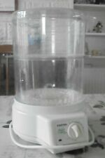 TEFAL 2 compartment steamer
