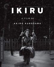 Ikiru DVD 2004 2-Disc Set Special Edition New NIP Criterion Akira Kurosawa Film