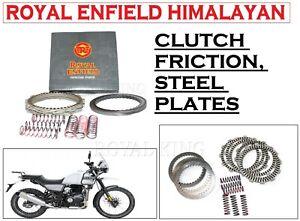 Kupplung Reibung Teller & Feder Set Für Royal Enfield Himalaya #888467