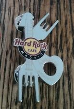 HARD ROCK CAFE HRC MADRID SWEET 16 ANNIVERSARY COLLECTIBLE PIN RARE /LE