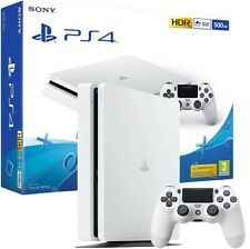 SONY PLAYSTATION 4 PS4 HDR CONSOLE 500GB CHASSIS F EU SLIM BIANCA WHITE
