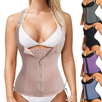 Fajas Reductoras Colombiana Body Shapers Waist Trainer Tummy Control Corset Vest