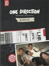 ONE DIRECTION : TAKE ME HOME - LIMITED EDITION YEARBOOK / CD - NEU