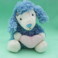 "My Blue Nose Friends N° 039 Peluche CANICHE *-* PEARL POODLE 4"" 10 cm"