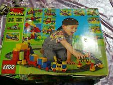 Lego Duplo Eisenbahn 2745 Plus eimer steine 2368