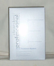 New~NIB AVON Clearskin Professional Acne Treatment System~Scrub, Toner, Lotion