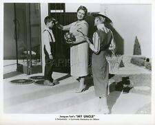 JACQUES TATI MON ONCLE 1958   VINTAGE PHOTO ORIGINAL #1