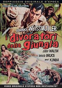 I Divoratori Della Giungla DVD A & R PRODUCTIONS
