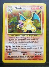 New listing Charizard - 4/102 - 1999 Base Set - Holo Rare - Pokemon Card