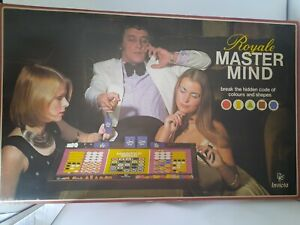 Vintage 1975 Invicta Royale Mastermind Game - Complete Very Good Condition